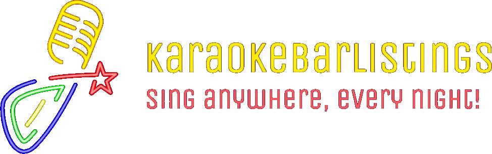Karaoke Bar Listings